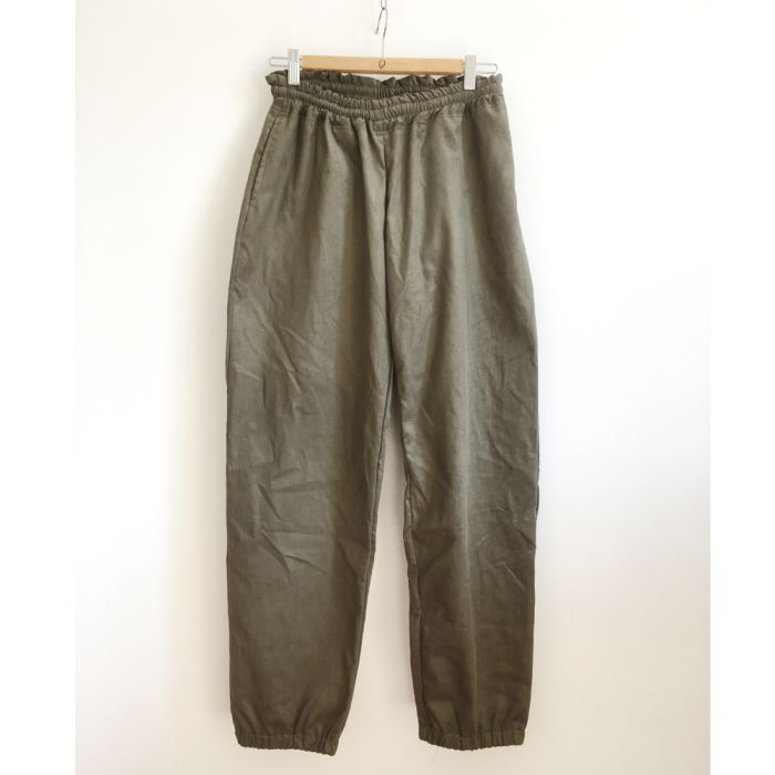 Phatee - SWEAT PANTS CORD / BEIGE (OFFICIAL SHOP LIMITED)画像