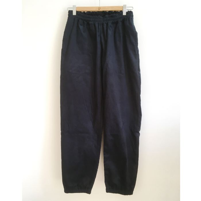 Phatee - SWEAT PANTS CORD / NAVY (OFFICIAL SHOP LIMITED)画像