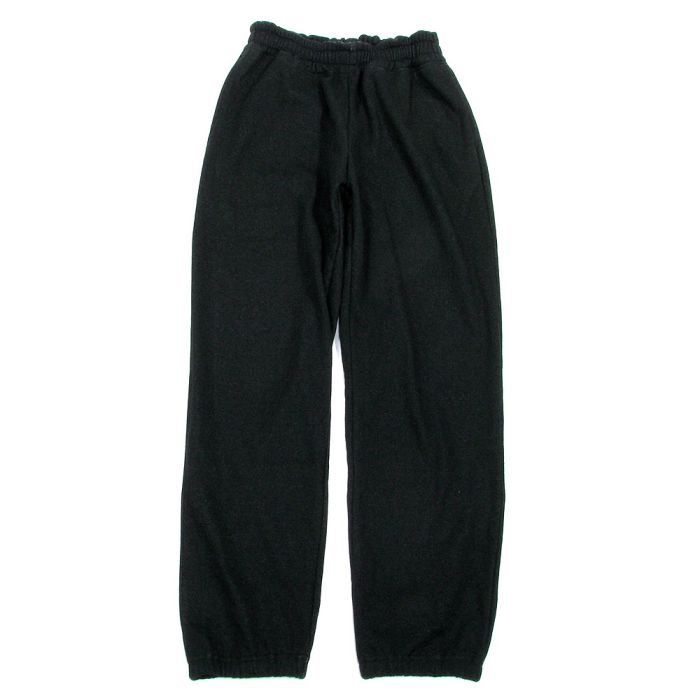 Phatee - TRACK PANTS HEMP SWEAT / BLACK画像
