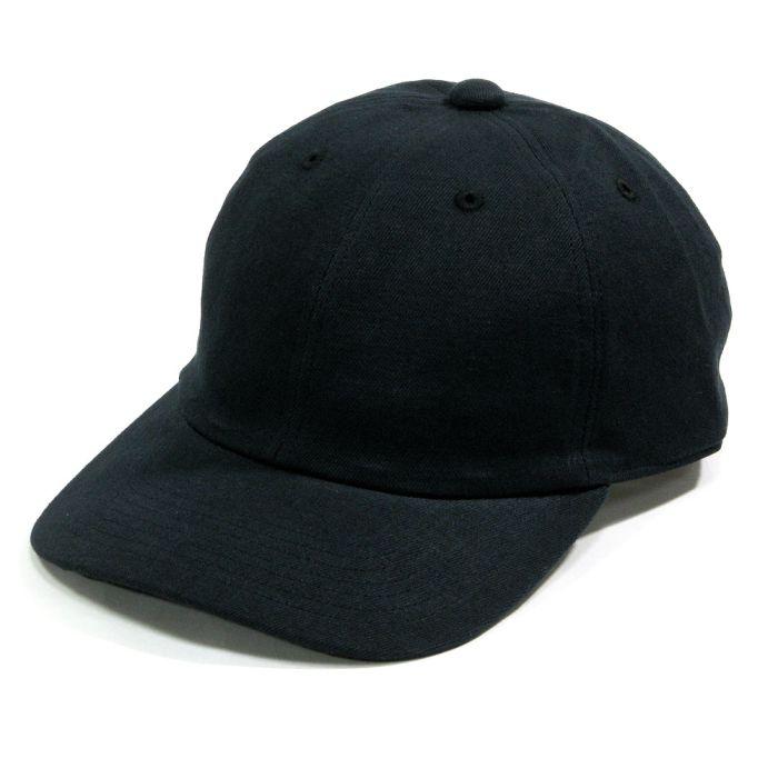 Phatee - DADDY CAP / BLACK TWILL画像