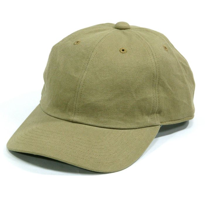 Phatee - DADDY CAP / BEIGE TWILL画像