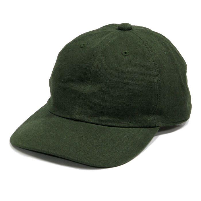 Phatee - DADDY CAP / OLIVE TWILL画像