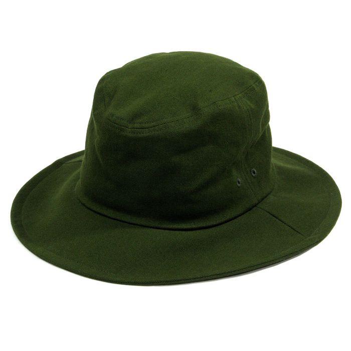 Phatee - TRAVEL HAT / OLIVE TWILL画像