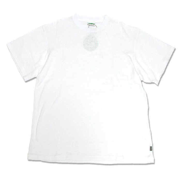 Phatee - HEMP TEE HEAVY WEIGHT / WHITE (OFFICIAL SHOP LIMITED)画像