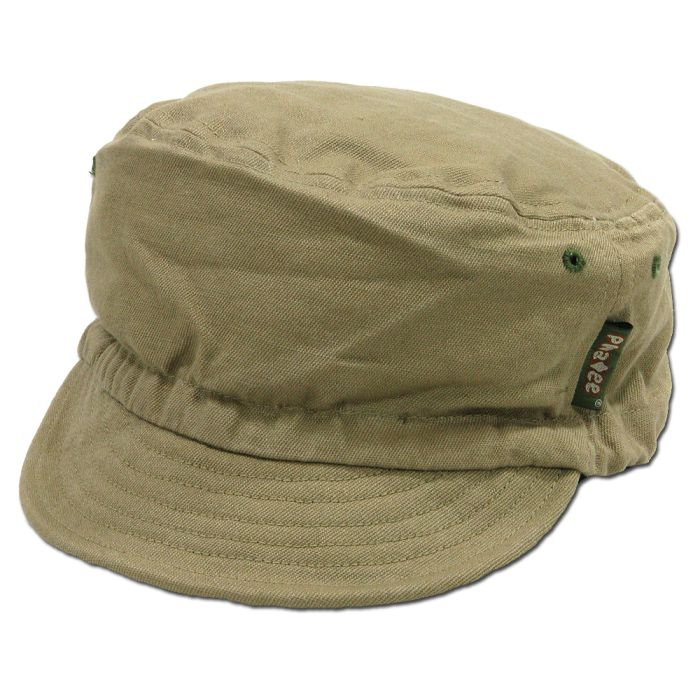 Phatee - HALF CAP / BEIGE TWILLの画像