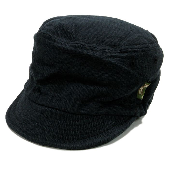 Phatee - HALF CAP / BLACK CANVAS画像