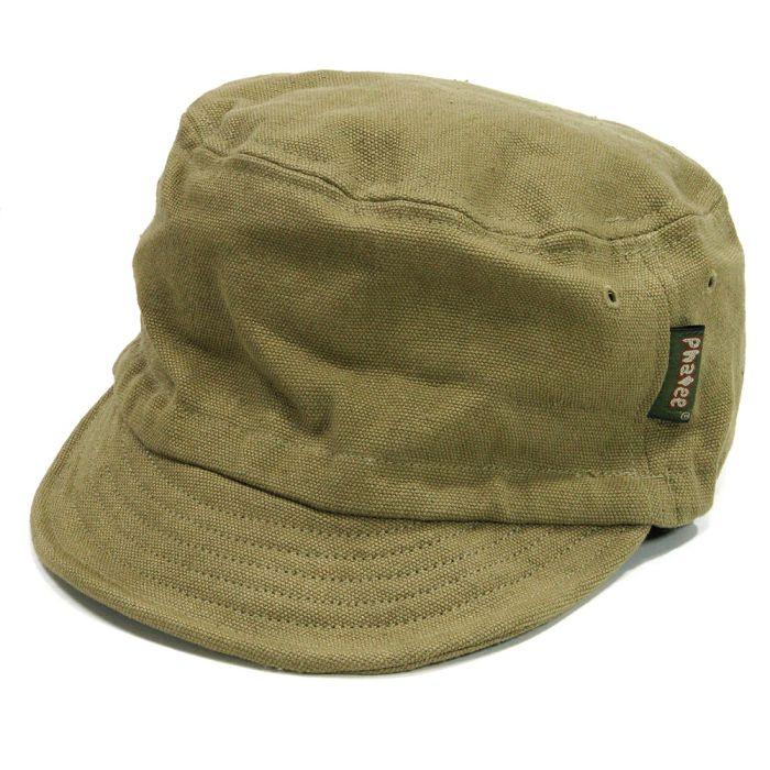 Phatee - HALF CAP / BEIGE CANVASの画像