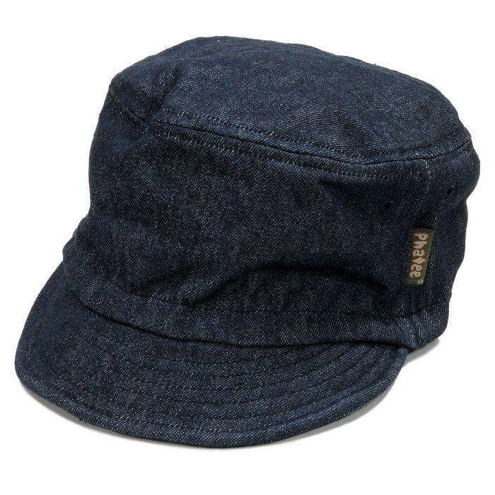 Phatee - HALF CAP / INDIGO画像