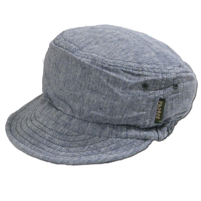 Phatee - HALF CAP / CHAMBRAYの画像