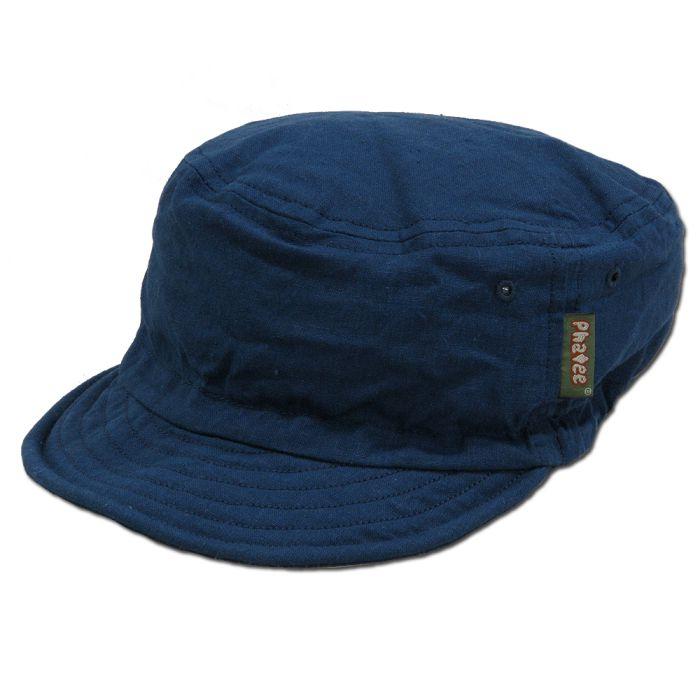 Phatee - HALF CAP / NAVY FLATの画像