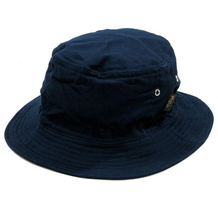 Phatee - BUCKET HAT / NAVY TWILL画像
