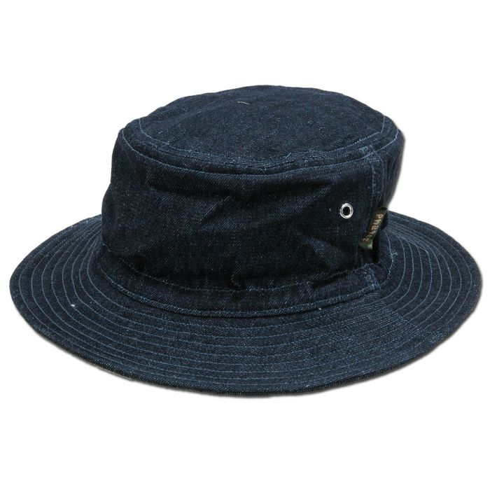 Phatee - BUCKET HAT / INDIGO DENIM画像