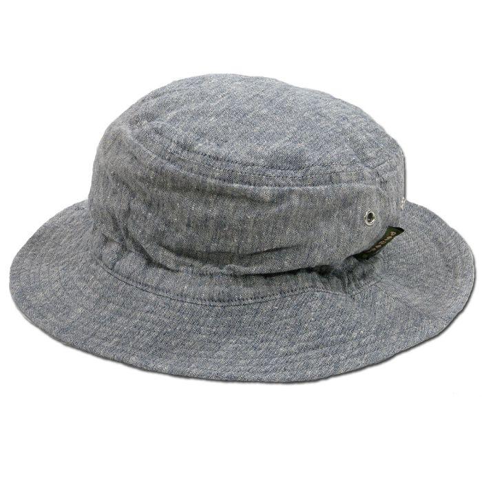 Phatee - BUCKET HAT / CHAMBRAYの画像