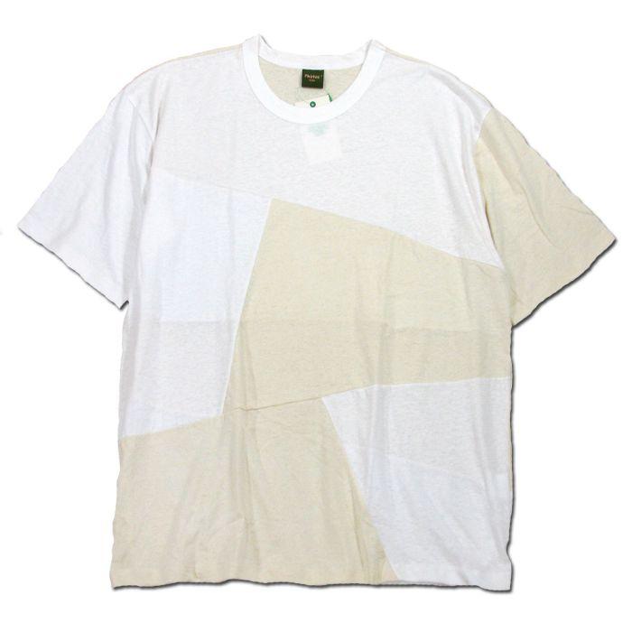 Phatee - BIG PROGRESS TEE / WHITE x KINARI (OFFICIAL SHOP LIMITED)画像
