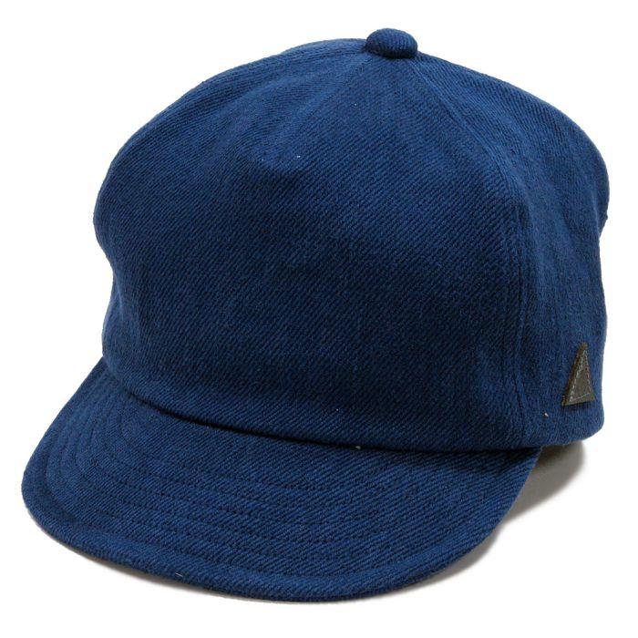 Phatee - HEMP CAP / NAVYの画像