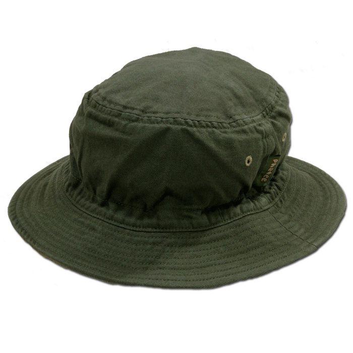 Phatee - BUCKET HAT / OLIVE TWILLの画像