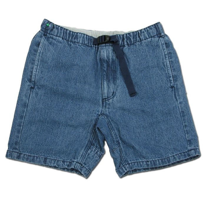 Phatee - VENUE SHORTS WIT / WASHED INDIGOの画像
