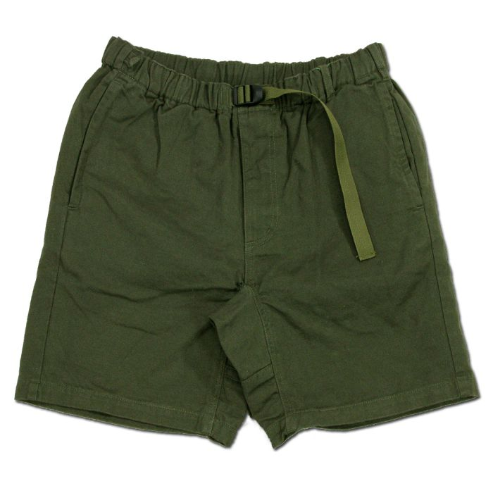Phatee - VENUE SHORTS WIT / OLIVE TWILLの画像