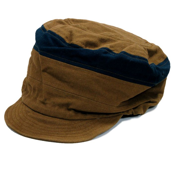 Phatee - NEW CAP TWILL / BROWNの画像