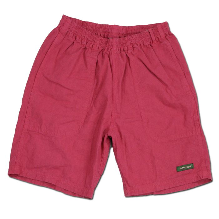 Phatee - POP SHORTS / BERRY REDの画像
