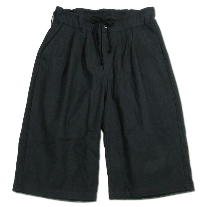 Phatee - WINDY SHORTS / BLACKの画像