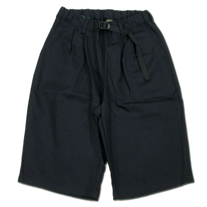 Phatee - CHINO VENUE SHORTS / BLACKの画像