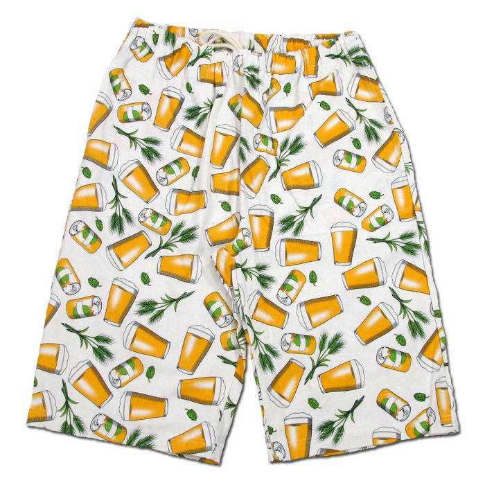 Phatee - RUG SHORTS PRINTED / BEERの画像