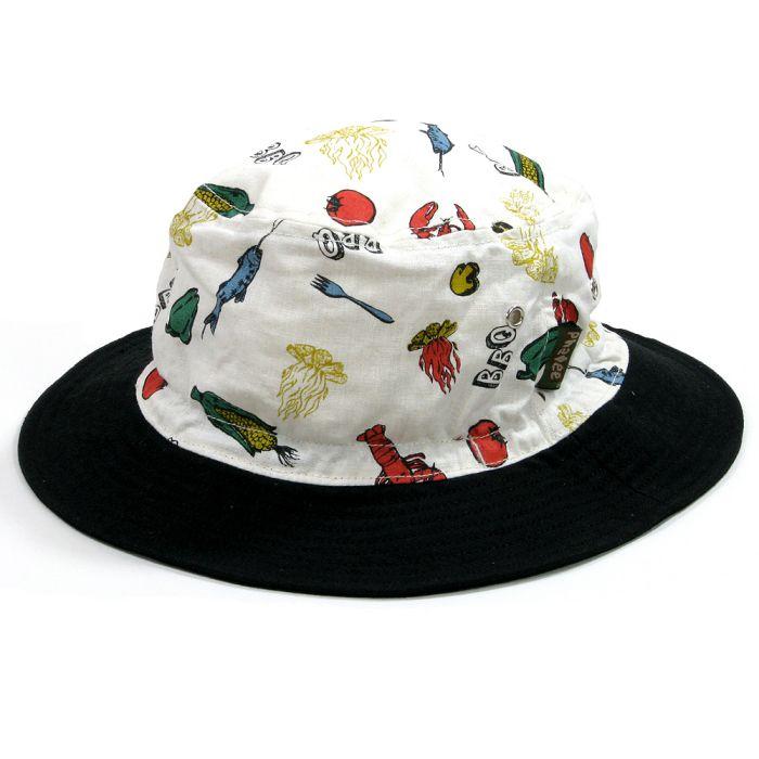 Phatee - BUCKET HAT / BBQ画像