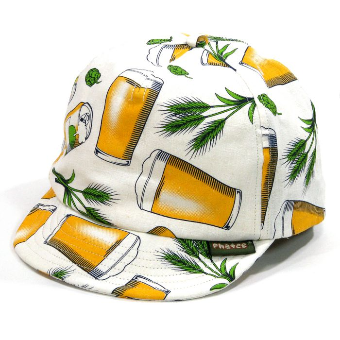 Phatee - HEMP CAP / BEER画像