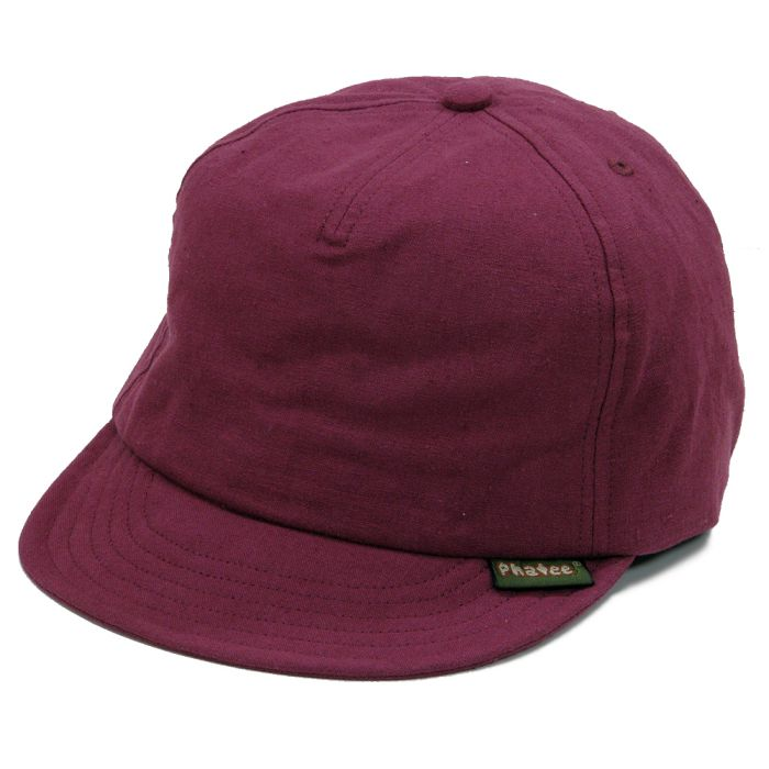Phatee - HEMP CAP / PURPLE画像