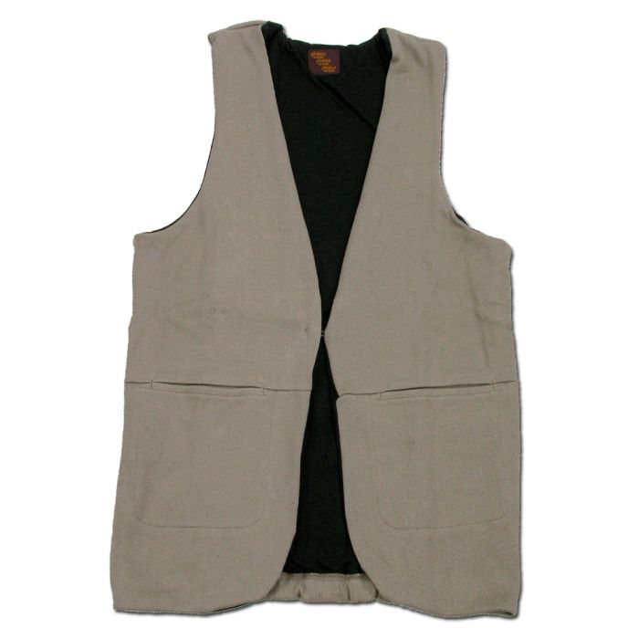 Phatee - NASTA GILLET / BROWN x BLACK (OFFICIAL SHOP LIMITED)の画像