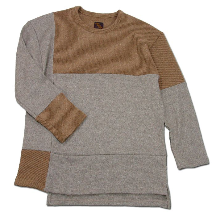 Phatee - PROGRESS SWEATER / MOCA x CAMEL (OFFICIAL SHOP LIMITED)画像