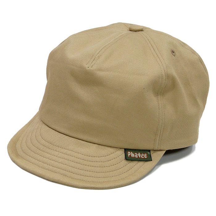 Phatee - PHAT CAP / TWILL BEIGE画像