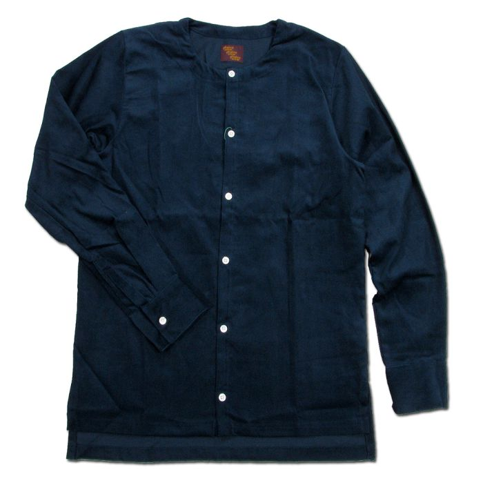 Phatee - TEKIYA SHIRTS LONG / NAVY画像