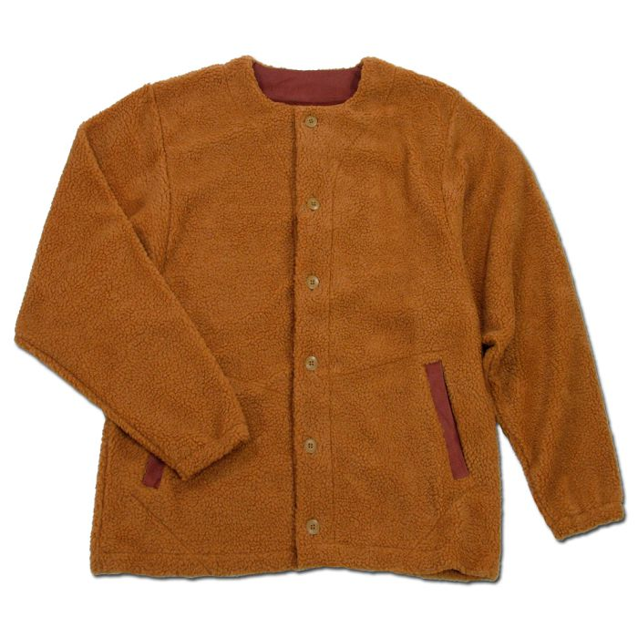 Phatee - KIONI JACKET / ORANGEの画像