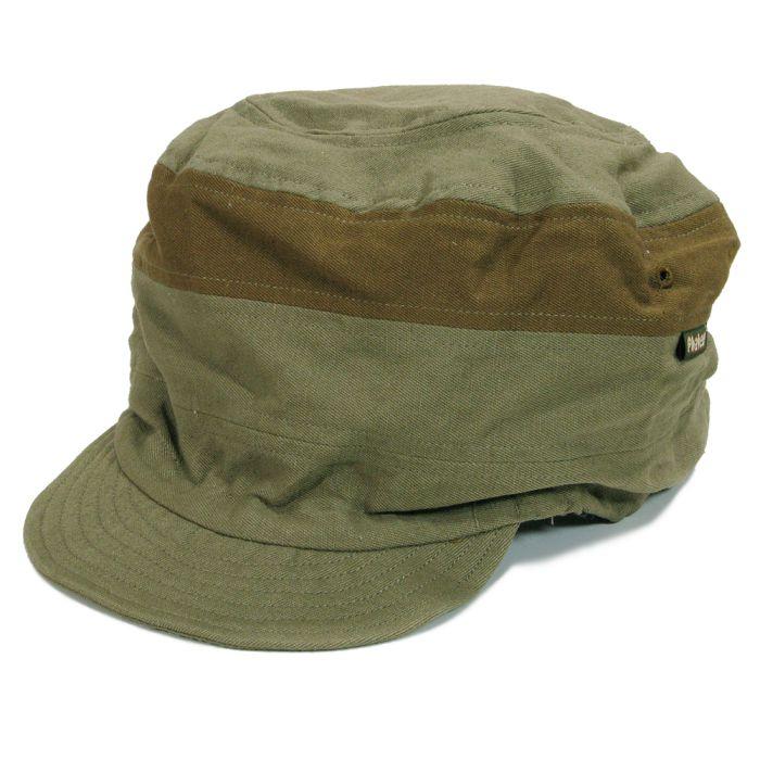 Phatee - NEW CAP TWILL / BEIGE画像