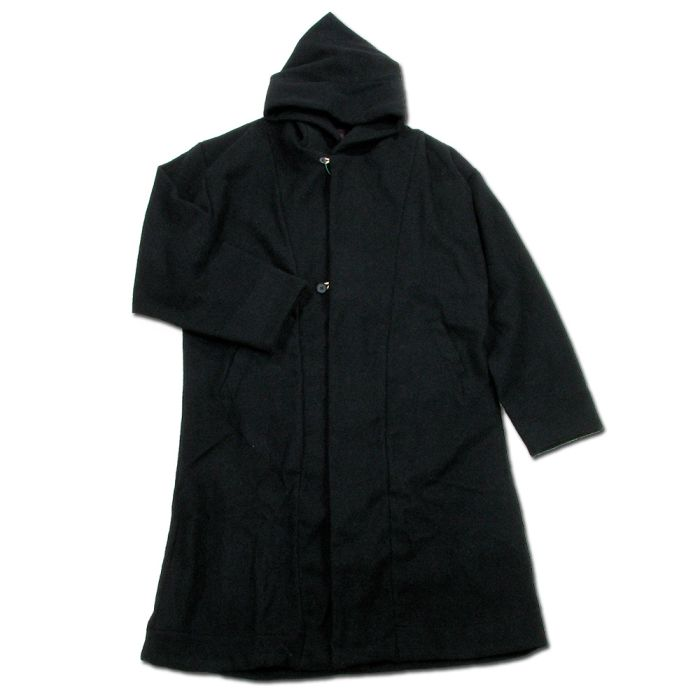 Phatee - KENOBI COAT / BLACKの画像