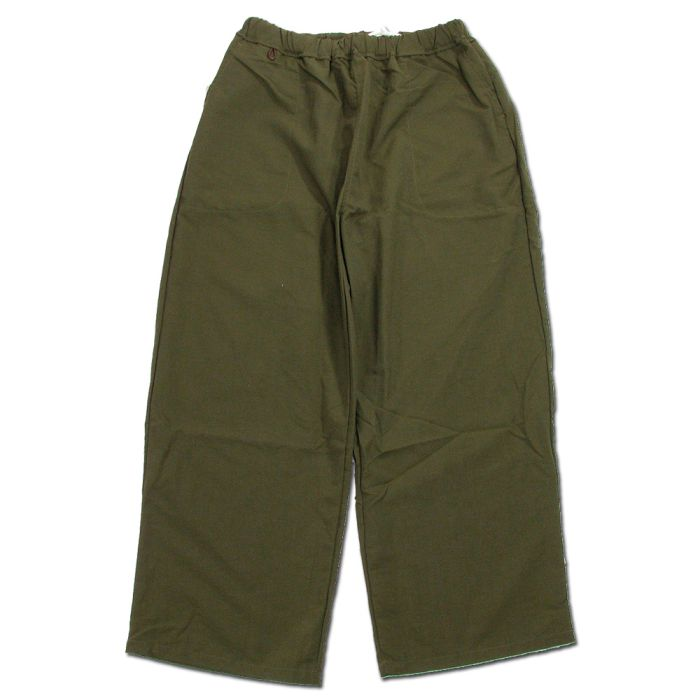 Phatee - BONGTANG PANTS / BROWNの画像