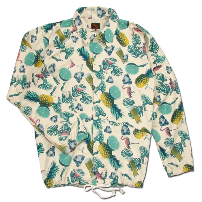 Phatee - COACHES JACKET / TROPICALの画像