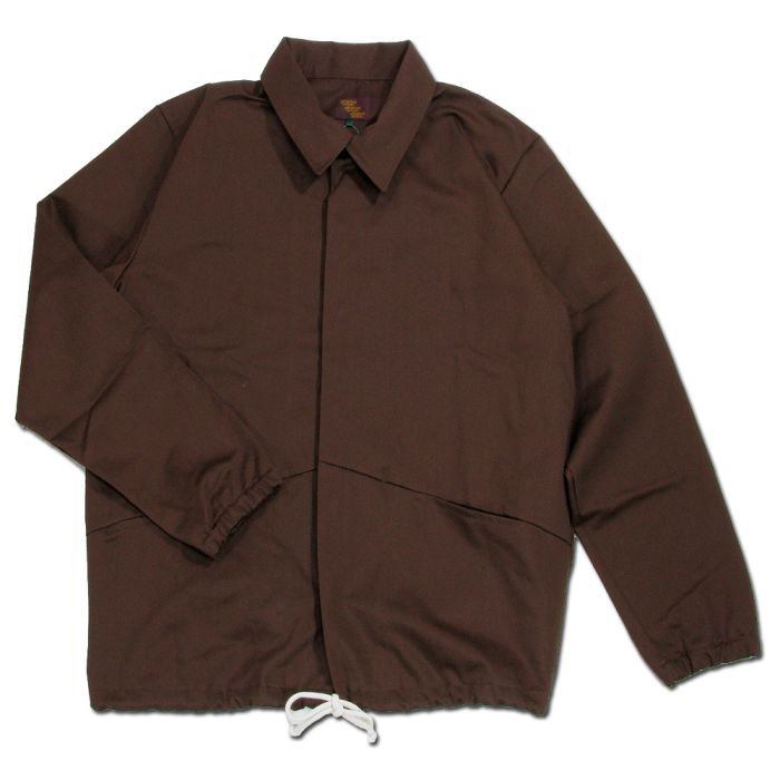 Phatee - COACHES JACKET / BROWN画像