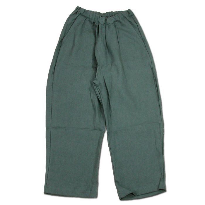 Phatee - MASSIVE PANTS LINEN / GREENの画像