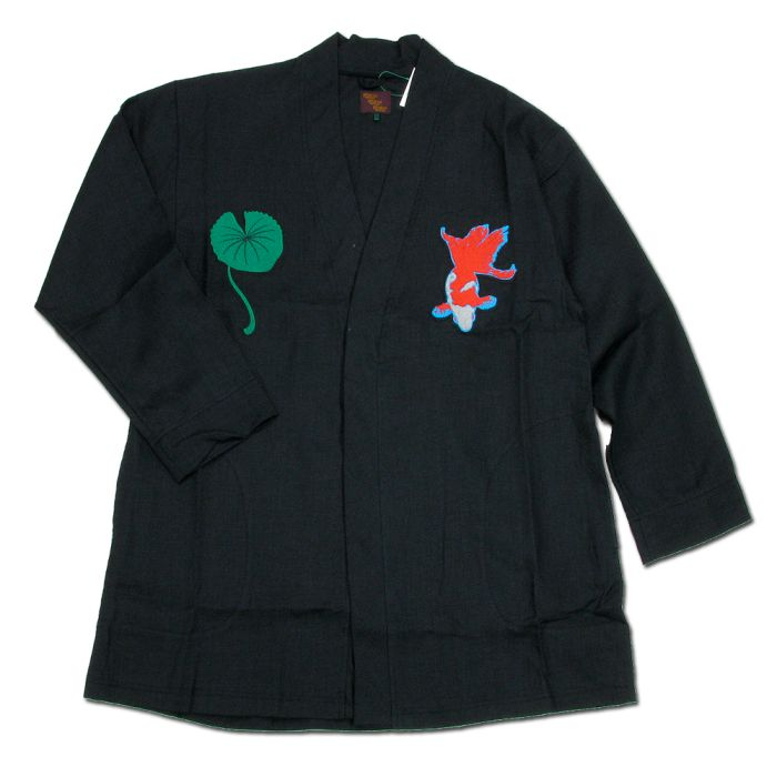 Phatee - HAPPI JACKET WAPPEN / BLACKの画像