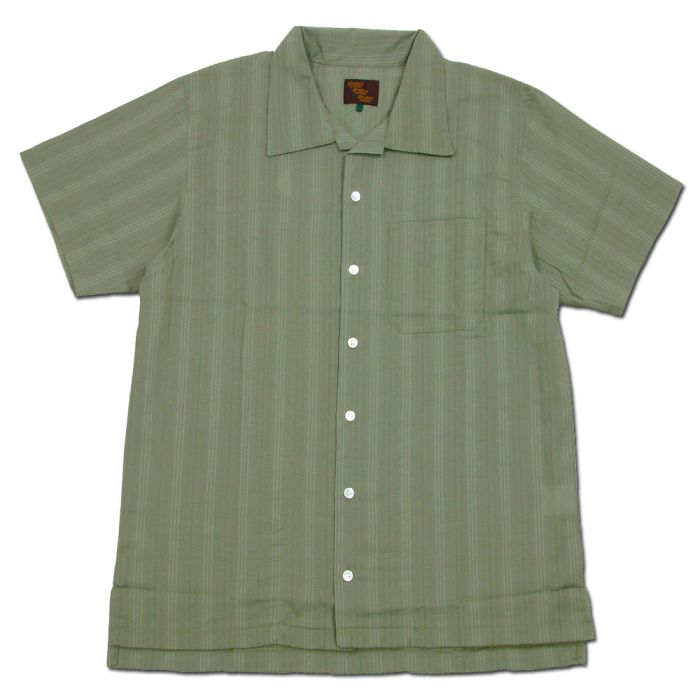 Phatee - CARIBBEAN SHIRTS / OLIVE画像