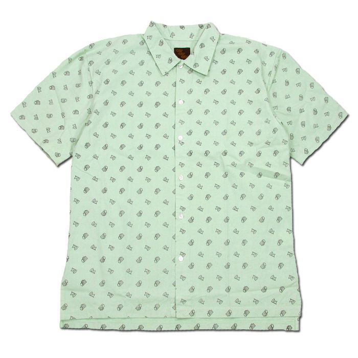 Phatee - PIZZA SHIRTS / MINT画像
