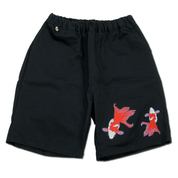Phatee - PATCH SHORTS / KINGYO BLACKの画像
