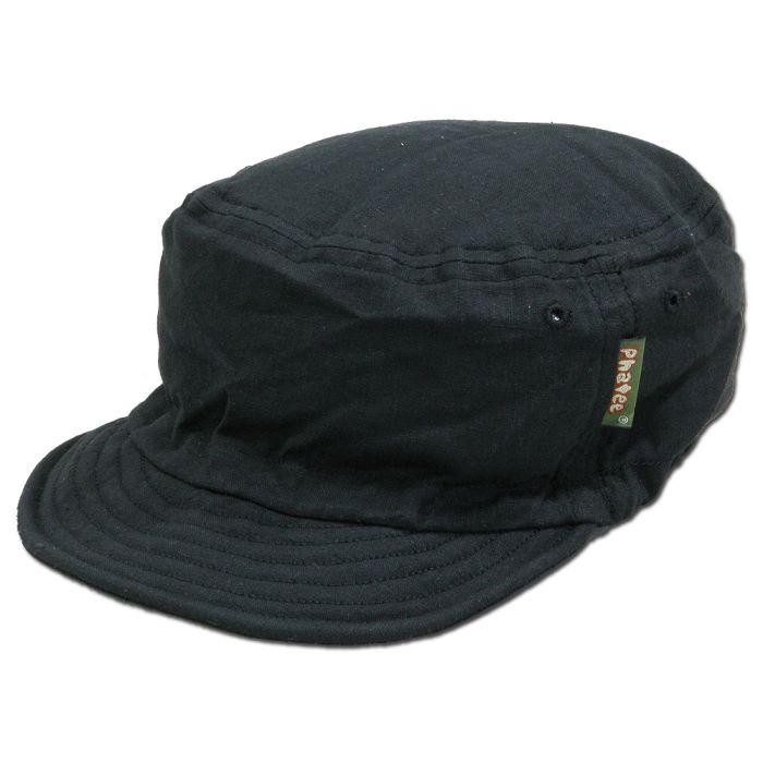 Phatee - HALF CAP / BLACK FLATの画像