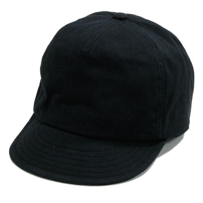 Phatee - PHAT CAP / BLACK TWILL画像