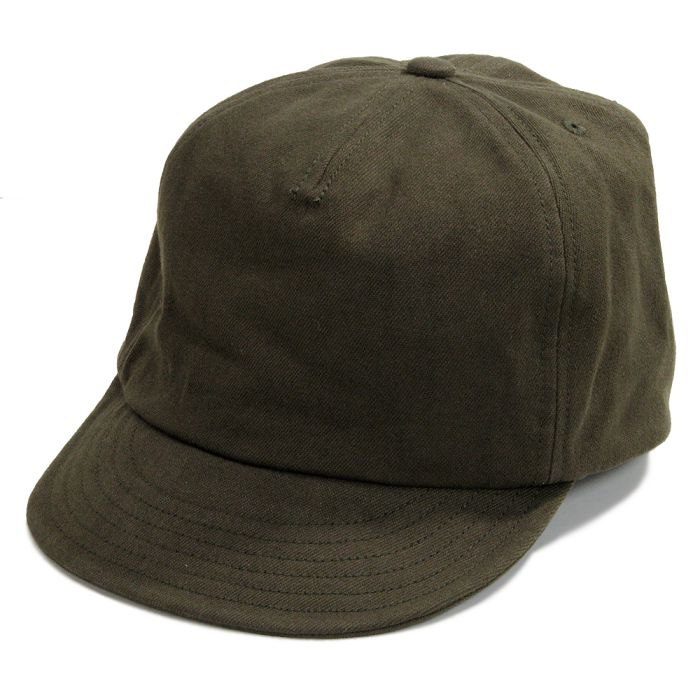 Phatee - PHAT CAP / BROWN TWILLの画像