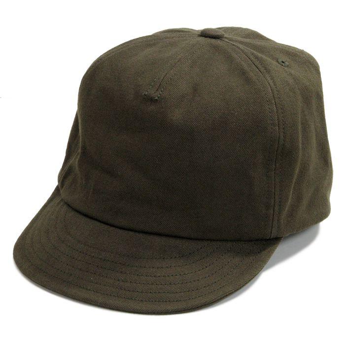 Phatee - PHAT CAP / BROWN TWILL画像