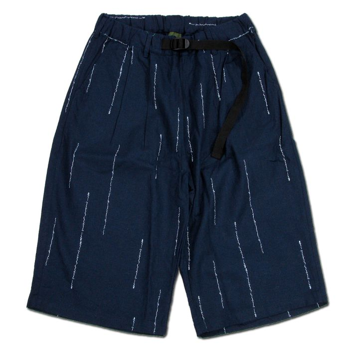 Phatee - CHINO VENUE SHORTS / WORD NAVYの画像